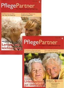 Zeitschrift Pflegepartner